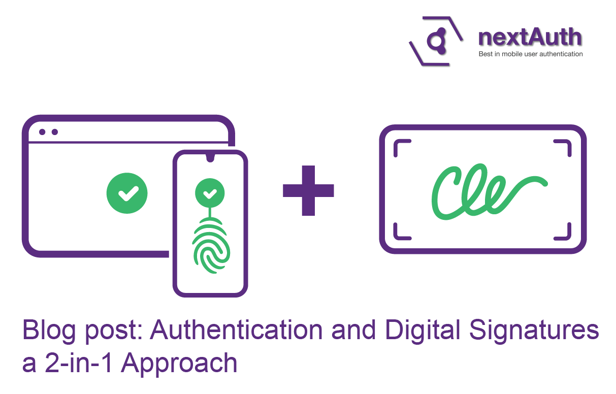 Authentication and Digital Signatures: a 2-in-1 Approach