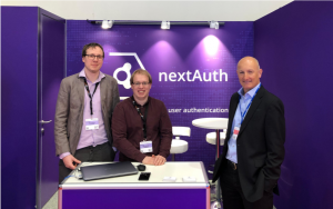 KU Leuven - imec spin-off nextAuth closes its first investment round to launch secure and user-friendly mobile authentication on the market.