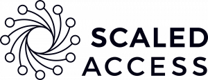 Scaled Access logo