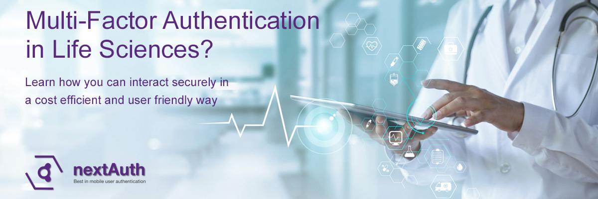 Multi-Factor Authentication in Life Sciences